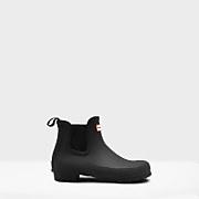 Hunter Women's Original Chelsea Boots - Black