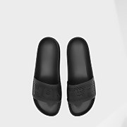 Hunter Men's Original Lightweight Moulded Sliders - Black
