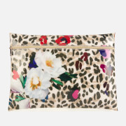 Ted Baker Women's Augesta Wilderness Zip Pouch - Ivory