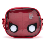 Loungefly Pop By Marvel Spiderman Crossbody Bag