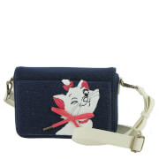 Loungefly Disney Marie Denim Crossbody