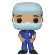 Pop! Heroes Front Line Worker Male 1 Funko Pop! Vinyl