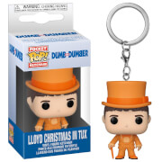 Dumb & Dumber Lloyd In Tux Funko Pop! Keychain