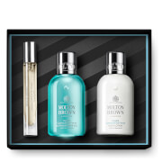 Molton Brown Coastal Cypress & Sea Fennel Travel Gift Set