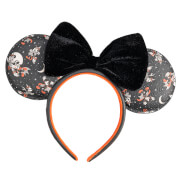 Loungefly Disney Serre-tête Mickey et Minnie Halloween