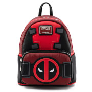 Loungefly Marvel Deadpool Merc With A Mouth Mini Backpack