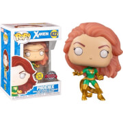 Marvel Dark Phoenix Green GITD EXC Pop! Vinyl Figure