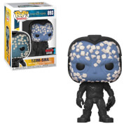 Dr Who Tzim Sha NYCC 2019 EXC Pop! Vinyl Figure