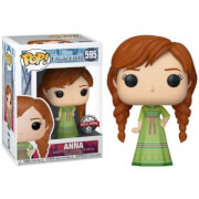 Disney Frozen 2 Anna Nightgown EXC Figura Pop! Vinyl