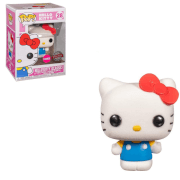 Hello Kitty Flocked EXC Pop! Vinyl Figure