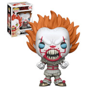 IT Pennywise with Teeth EXC Funko Pop! Vinyl
