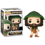 Jumanji Alan Parrish with Knife EXC Pop! Vinyl Figure