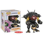 Overwatch D.Va & Meka 6-Inch with Carbon Fibre Suit EXC Pop! Vinyl Figure