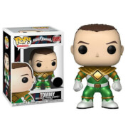 Power Rangers Tommy (Metallic) EXC Pop! Vinyl Figure