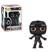 Marvel Spider-Man Far From Home Stealth Suit Goggles Up EXC Funko Pop! Vinyl
