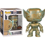Marvel 80th X-Men Wolverine Patina EXC Pop! Vinyl Figure