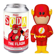 DC Comics The Flash Vinyl Soda in Collector Can