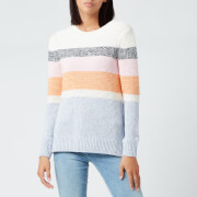 Barbour Women's Seaford Knit - Off White