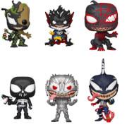 Marvel Venom Wave 2 Funko Pop! Vinyl - Funko Pop! Collection