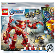 LEGO Marvel Iron Man Hulkbuster vs. A.I.M. Agent Toy (76164)