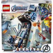 LEGO Marvel Avengers Tower Battle (76166)