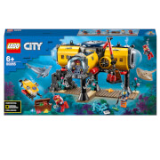 LEGO City Oceans: Ocean Exploration Base (60265)