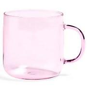 HAY Borosilicate Mug - Pink