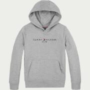 Tommy Hilfiger Boys' Essential Hoody - Mid Grey Heather
