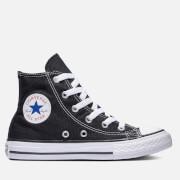 Converse Kids' Chuck Taylor All Star Hi-Top Trainers - Black