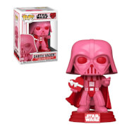 Star Wars Valentines Vader with Heart Funko Pop! Vinyl