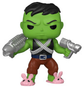 PX Previews Marvel Professor Hulk EXC Funko Pop! Vinyl