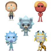 Rick and Morty Season 4 Funko Pop Vinyl - Funko Pop! Collection