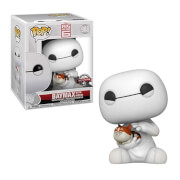 Disney Big Hero 6 (15 cm)  Baymax e Mochi Funko Figura Pop! Vinyl