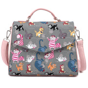 Loungefly Disney Cats Aop Crossbody Bag