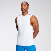 MP Men's Engage Tank - White