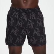 MP Men's Adapt Camo Shorts- Black Camo