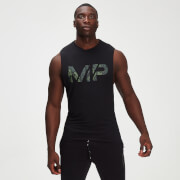 MP Men's Adapt drirelease® Camo Print Tank - Black