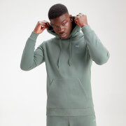 MP Men's Essential Hoodie - Washed Green