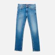 Tommy Hilfiger Boys' Scanton Slim Jeans - Mid Wash