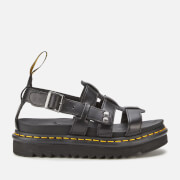Dr. Martens Women's Terry Sandals - Black Brando