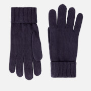 Tommy Hilfiger Women's Essential Knitted Gloves - Navy
