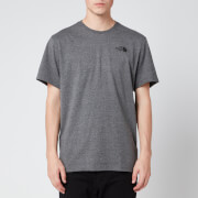 The North Face Men's Redbox T-Shirt - Medium Grey