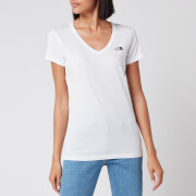 The North Face Women's Simple Dome T-Shirt - TNF White