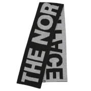 The North Face Men's Logo Scarf - TNF Black/TNF Medium Grey