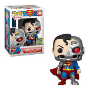 DC Comics Cyborg Superman SDCC 2020 EXC Funko Pop! Vinyl