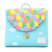 Loungefly Disney Pixar Up Balloon House Flap Mini Backpack