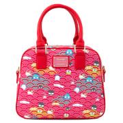 Loungefly Sanrio 60th Anniversary AOP Crossbody Bag