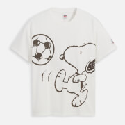 Levi's X Peanuts Women's Graphic Relaxed Oversized T-Shirt - White