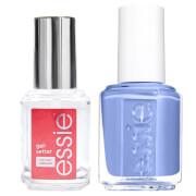 essie at Home Bikini So Teeny Manicure Duo 2 x 13.5ml
