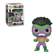Marvel Luchadores Hulk Pop! Vinyl